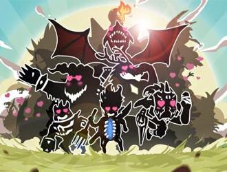 海马云联合360游戏推出《超进化物语》云手游网页版